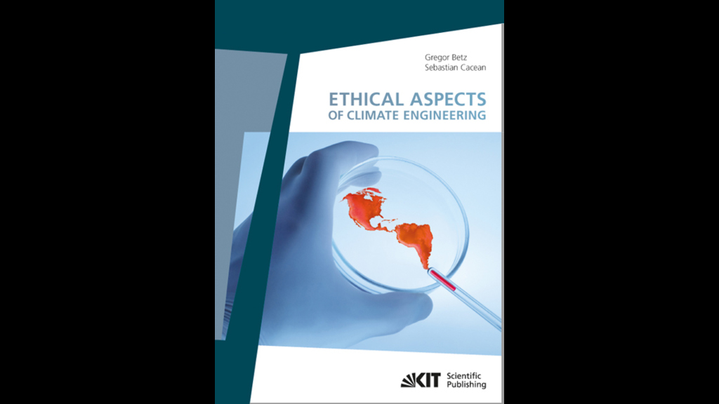Cover_Betz_Ethical Aspects of Climate Engineering